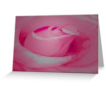 Delicate  yet  Recilant Greeting Card