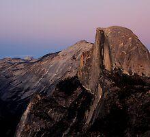 Glacier Point Sunset by Laurie Search