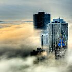 Living in the Clouds by jnhPhoto