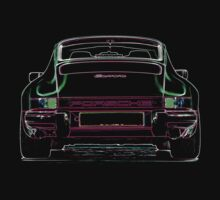 Porsche 911 3.2 Rear by supersnapper