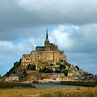 Mont Saint-Michel  by Lanis Rossi