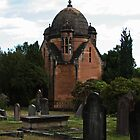 Necropolis-Rookwood,  Frazer Mausoleum,  by Evita