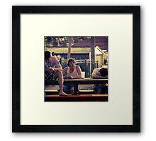 007 Framed Print