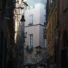 Savona - centro storico by Anna Goodchild