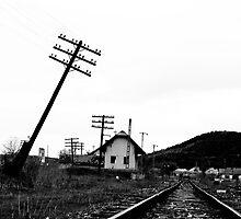 les histoires d'amour c'est comme les voyages en train by LoredanaFarcas