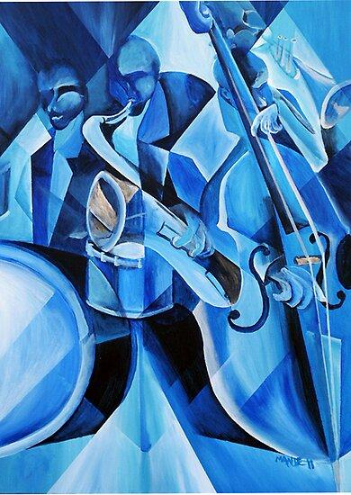 Night of Jazz 9 by Mandell Maull
