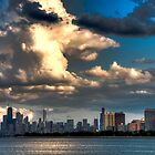 Chicago Sunset by jnhPhoto