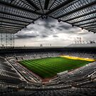 Football Stadium by shutterjunkie