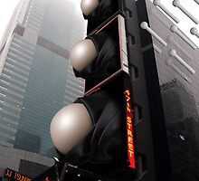 Time Square Pearl Invaders by GolemAura