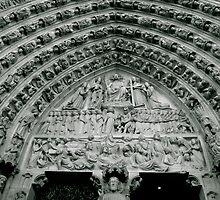 Notre Dame by Gursimran Sibia