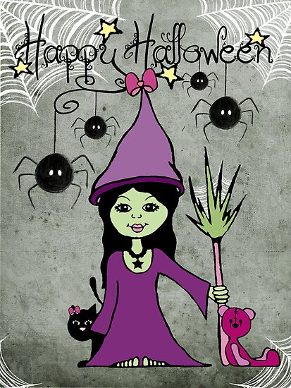 Happy Halloween  by Amy-lee Foley