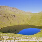 The Lake District: Angle Tarn under Bow Fell  by Rob Parsons