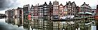 Amsterdam. Damrak pano by andreisky