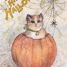 A Happy Hallowe&#x27;en by Carrie Jackson