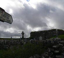 Kilmoon15th Century,Site & Chapel [Please View Larger] by Pat Duggan