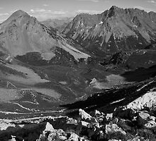 The Rockies by Roschetzky