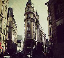 Street Corner by Louise LeGresley