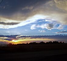 Cloud Blanket by trueblvr