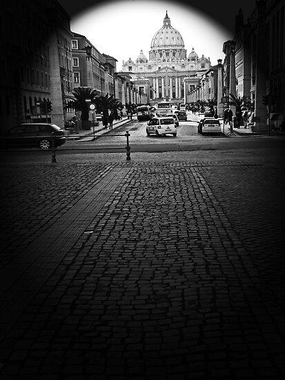 St. Peter's by Al Bourassa