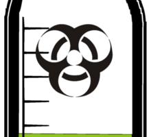 Toxic Milk Sticker