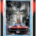 Jesus Rocks! (J.C. @ The Wheel) by Cwick