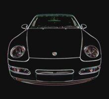 Porsche 968 by supersnapper