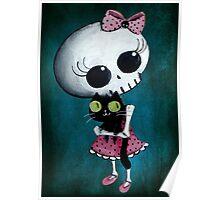 Little miss Death Poster