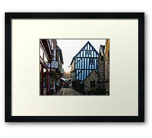 To The Market - Patrick Pool,York Framed Print