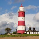 Happisburgh Lighthouse! by Carole Stevens