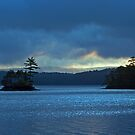 New Hampshire Lakes and Rivers by Peggy Berger