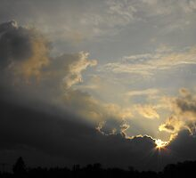 Breaking Through The Darkness by Tracy Faught
