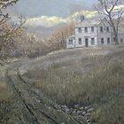 Abandoned Farm House by Dan Budde