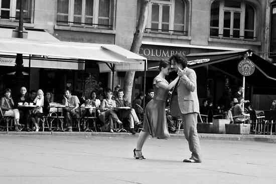 Last tango in Paris by Nayko