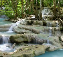 Waterfall by openyourap