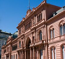 Casa Rosada by parischris