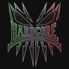Hardcore TShirt - IT LightEdge by Coreper