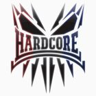 Hardcore TShirt - NL DarkEdge by Coreper