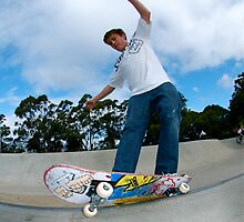 frontside feeble by max gersbach