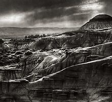 Alberta Badlands by Steve Silverman