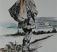Homeward bound by leunig