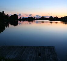 Old dock by tanmari