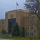 Pondera County Court House by Bryan D. Spellman