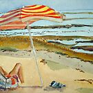 The French Watercolors:  Il d'Oleron by Phyllis Dixon