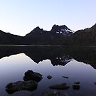 Cradle Mt/Dove Lake 6.20 AM by tinnieopener
