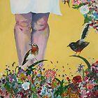 Where the birds... by YoyoMiyoko