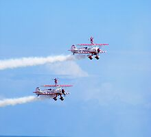 Wingwalkers by Graham Povey