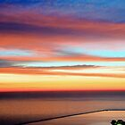 Sunrise on Lake Michigan by jnhPhoto