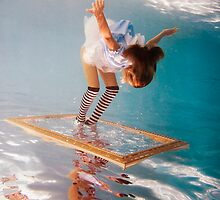 Alice in WaterLand by Elena Kalis by Elena  Kalis