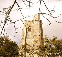 St Mary's by Claire Elford