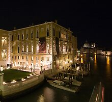 Grand Canal by Night by parischris